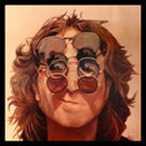 John Lennon Oil Painting