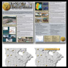 Fact Sheet Design and Interactive Map